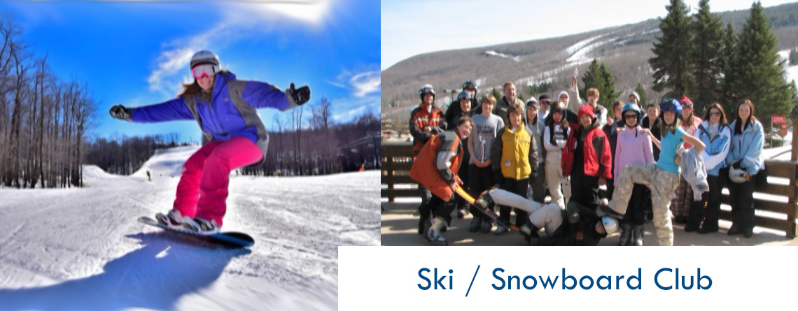 Register for Ski / Snowboard Club
