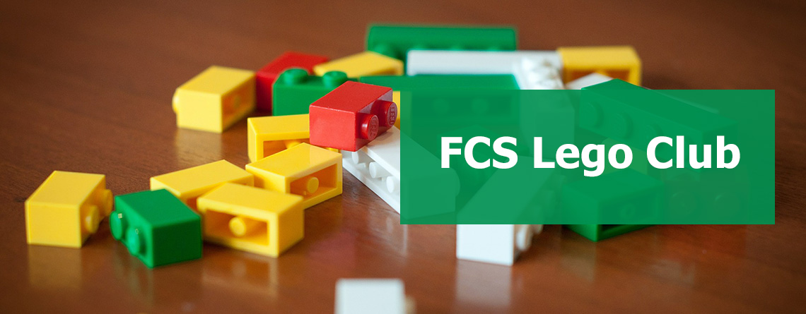 FCS Lego Club – Hosted by PTF