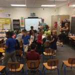 Elementary Chapel – Be a 'bluetooth' speaker for Jesus