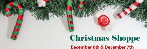 Christmas Shoppe Donations Wanted